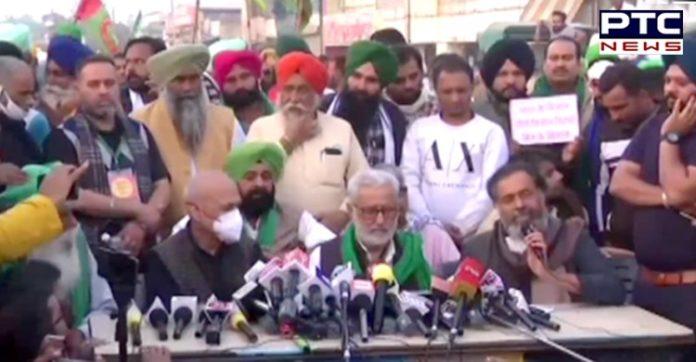 Farmers to burn effigies of PM Modi, Ambani on Dec 5