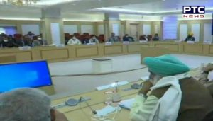 Farmers' organizations and Center between Meeting on agricultural laws 2020