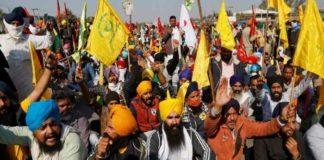 Farmer Hunger Strike