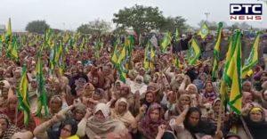 kisan Andolan : Farmers Protest in Sangrur and Barnala Against Farmers Bills