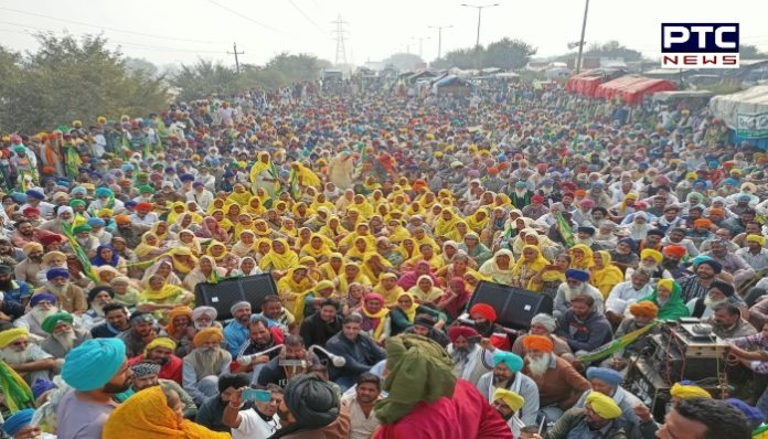 Farmers leaders Emergency meeting Before Union Government With meeting