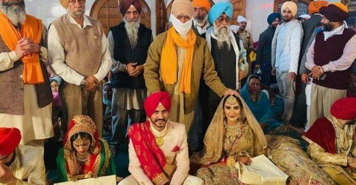Punjab singer Jass Bajwa is now married [PHOTOS]