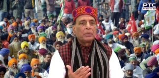 Rajnath Singh Interview: Amid farmers protest against farm laws 2020, Rajnath Singh said that farmers have been holding demonstrations.