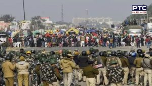 Centre to hold talks with farmers amid farmers protest at Delhi borders over the farm laws 2020 that affected the traffic movement of Delhi.