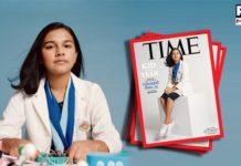 Indian-origin Colorado scientist Gitanjali Rao is TIME's Kid Of The Year