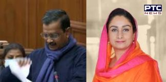 Harsimrat K Badal condemns Kejriwal for insulting farmer struggle with cheap theatrics