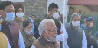 Khattar on Farmers Protest