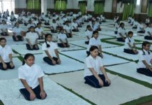 Yoga Subject in School Syllabus