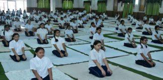 Yoga Subject in School Syllabus