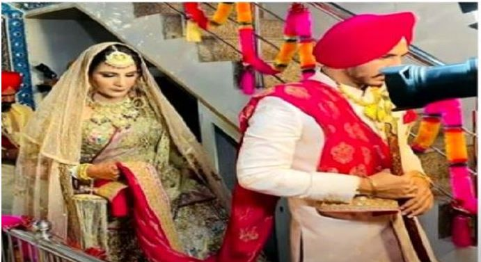 Punjabi Singer Jass Bajwa Marriage । Jass Bajwa Marriage