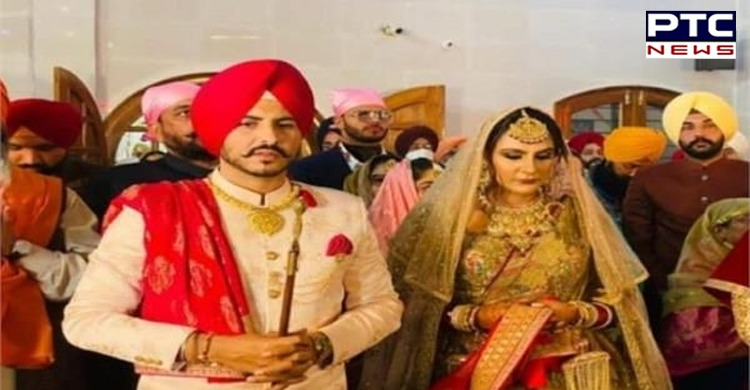 Jass Bajwa marriage photos: Punjabi singer Jass Bajwa has got married amid farmers protest against the farm laws 2020.