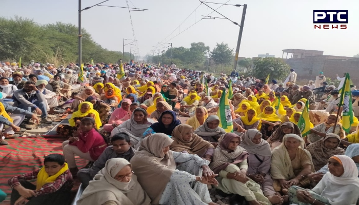 """Farmers protest: Ahead of the farmers meeting with Amit Shah, farmers said """"the Central government has bowed down before our Bharat Bandh."""""""