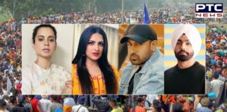 Farmers Protest: Gippy Grewal, Ammy Virk & others lash at Kangana Ranaut