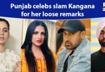 Farmers Protest: Gippy Grewal, Ammy Virk & others lash at Kangana Ranaut