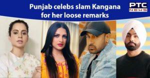 Gippy Grewal, Ammy Virk & others lash at Kangana Ranaut