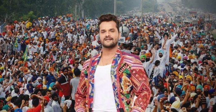 After Punjabi celebs, Bhojpuri star Khesari Lal Yadav supports farmers