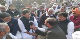 Deepender Hooda on Farmers Protest