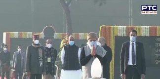 PM Modi,President, ministers pay tribute to Atal Bihari Vajpayee on 96th birth anniversary