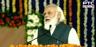 Amid farmers protest against farm laws 2020, PM Narendra Modi addressed farmers at 'Kisan Kalyan' event in Madhya Pradesh.