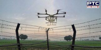 Punjab Police and BSF shoot at Pakistan drone near Gurdaspur border