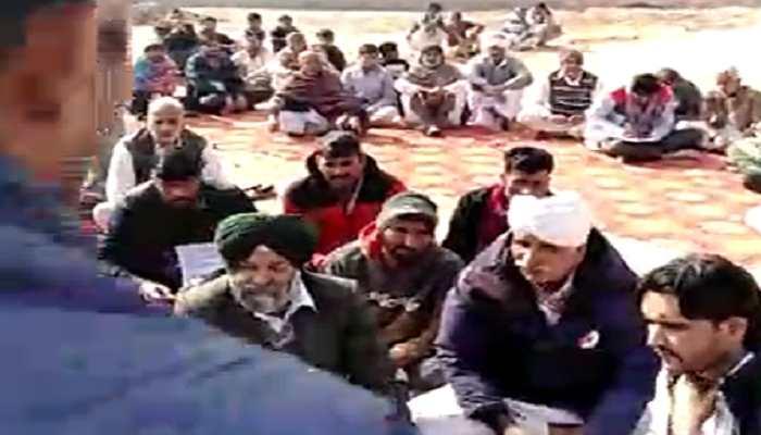 Proposal in Panchayat
