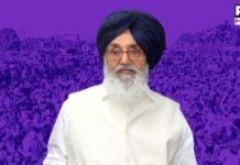 Parkash Singh Badal decided to stand with farmers, returns Padma Vibhushan
