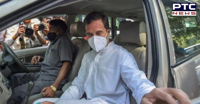 Modi Govt's arrogance claimed lives of over 60 farmers: Rahul Gandhi