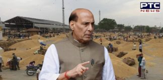 Amid farmers protest, Rajnath Singh on Sunday said that the income of farmers will double with the enactment of farm laws 2020.