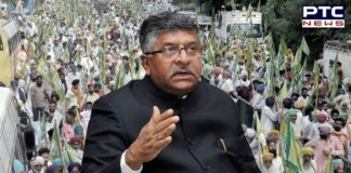 Opposition parties have jumped into issue of new farm laws: Ravi Shankar Prasad
