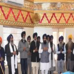 SGPC celebrated the martyrdom day of Shaheed Baba Gurbaksh Singh Ji