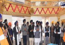 SGPC celebrated the martyrdom day of Shaheed Baba Gurbaksh Singh Ji