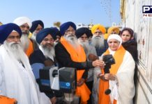 SGPC launches service to protect the walls of Sachkhand Sri Harmandir Sahib from Salhab