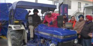 Free Diesel to Farmers