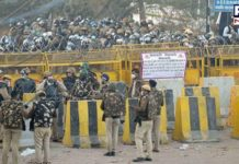 Singhu and Tikri borders remain closed: Delhi Traffic Police