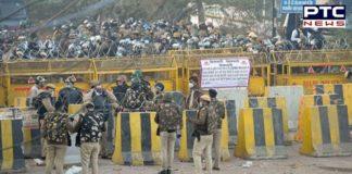 Singhu and Tikri borders remain closed: Delhi Traffic Police