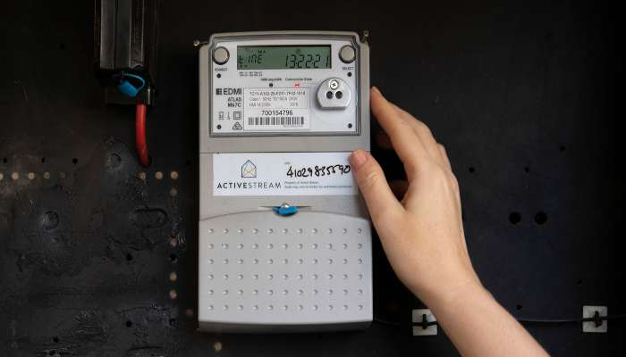 Smart Meter Connection