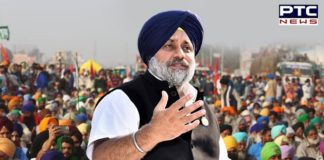 'How dare they call our farmers anti-nationals?': Sukhbir Singh Badal