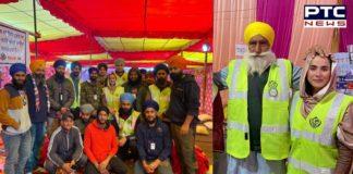 Punjabi singer Sunanda Sharma reached Singhu border in support to farmers
