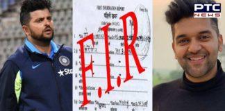 Suresh Raina, Guru Randhawa taken in custody, later released on bail