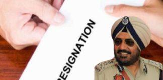Lakhwinder Jakhar Resigns