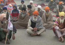Farmer Protest Delhi