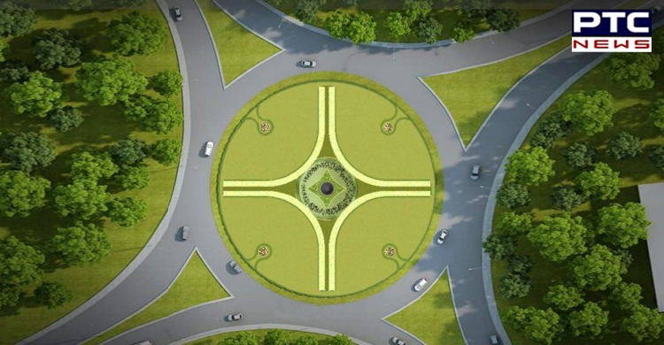 Matka Chowk in Chandigarh all set to get a new look. Here are the details and some pictures of how Matka Chowk will look like.