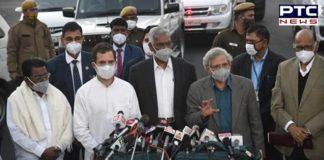 Farmers Protest: Five opposition leaders meet Ram Nath Kovind seeking repeal of farm laws 2020
