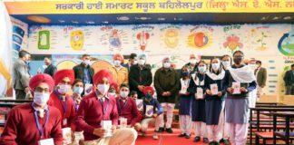 Punjab: 80,000 Class 12 govt school students get smartphones