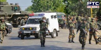 Baramulla encounter: One terrorist killed by security forces