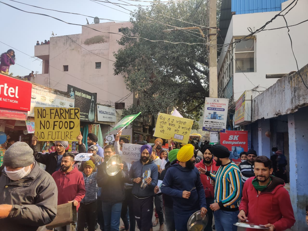 Farmers protest against farm laws 2020: Amid farmers' call for 'Thali challenge', Prime Minister Narendra Modi addressed Mann ki Baat.