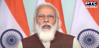 PM Modi inaugurates New Khurja-New Bhaupur section of Eastern Dedicated Freight Corridor