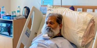 Haryana: Anil Vij shifted to Gurugram hospital with a lung infection