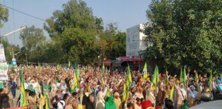 Farmers Protest : Farmer leaders hunger strike against Farmers laws 2020