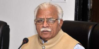 First air taxi in India: Haryana CM Manohar Lal Khattar inaugurated air taxi services from Chandigarh to Hisar under UDAN scheme.